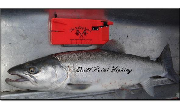 Drill Point Fishing Onlineshop - Unterkategorie Titelbild - Sideplaner und Schleppbrett zum Schleppfischen, Schleppangeln