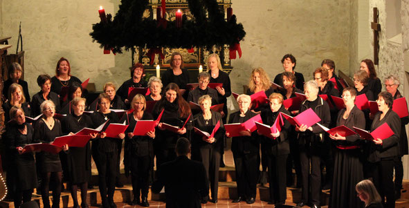 Adventskonzert am 6.12.2015 in Albersdorf, St. Remigiuskirche