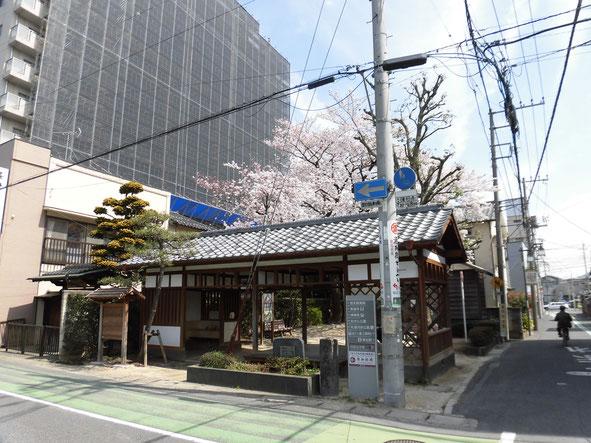 江戸時代、松尾芭蕉さんやたくさんの方が歩いた日光街道