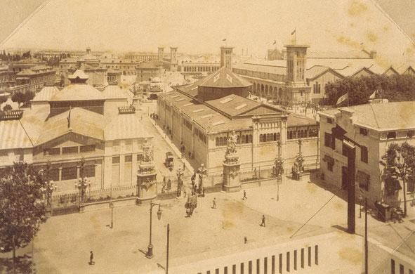 Всемирная выставка в Барселоне 1888 г.