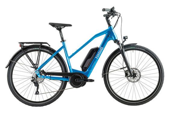 Das neue E-Modell Brenta Sportivo von Trenoli