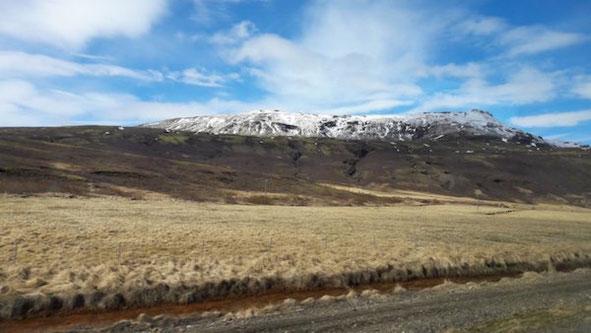 Island, Landschaftsaufnahme
