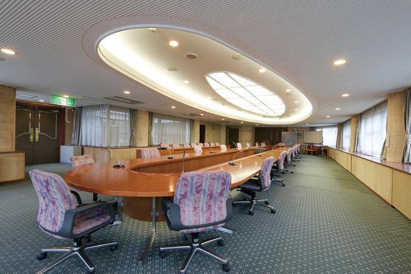 定員40名の会議室