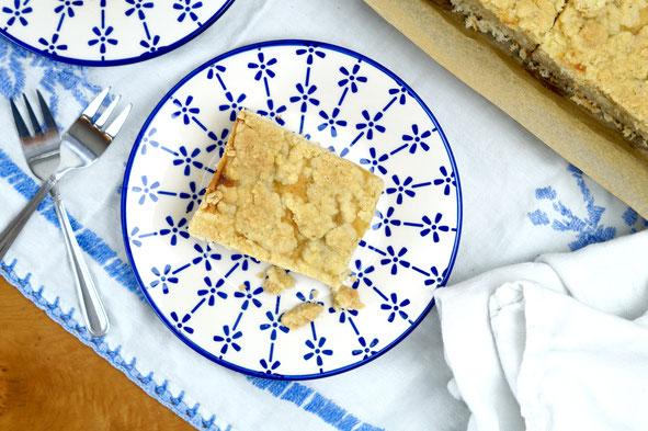 Streuselkuchen