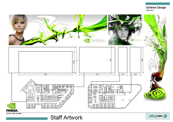 Scheme Design Staff Artwork