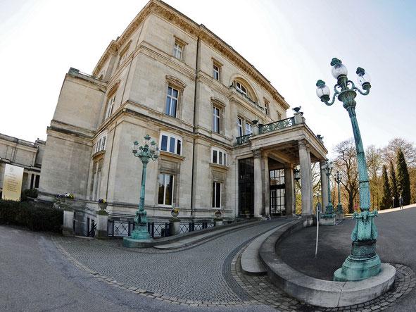 Villa Hügel / die Krupps