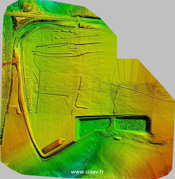 photogrammétrie, Lorraine, Grand Est, drone, SIAPV, GSD, terrain 3D