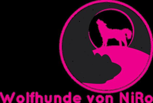 Logo und Link Wolfhunde von NiRo