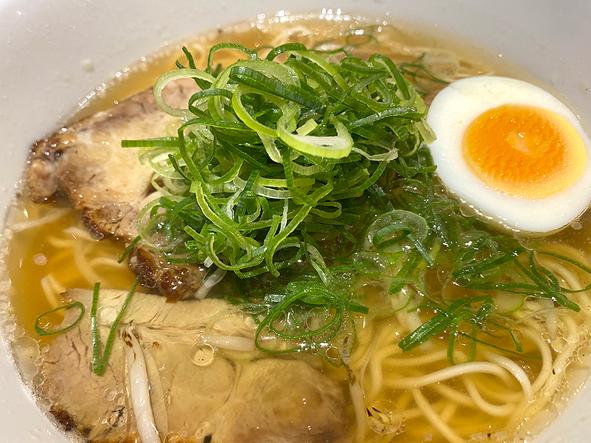 大分ローカルタレントが別府六盛さんの温麺をご紹介