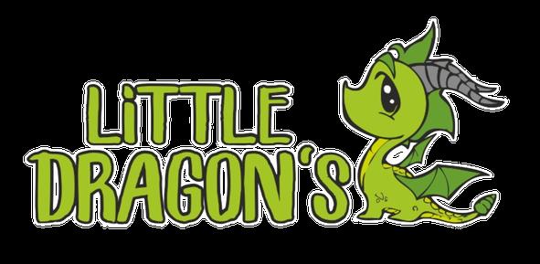 Hier sieht man unser Logo welches wir im Little Dragon Kurs haben.