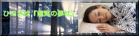 『龍馬の夢枕』バナー
