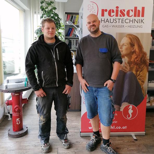 Erfolgreiche Lehrabschlussprüfung Helmut Hager