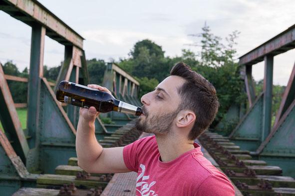 Hattingen Eisenbahnbrücke
