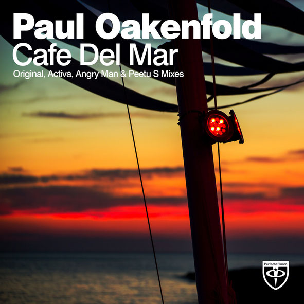 Paul Oakenfold   Cafe Del Mar