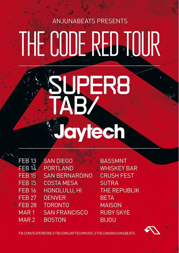 The Code Red Tour