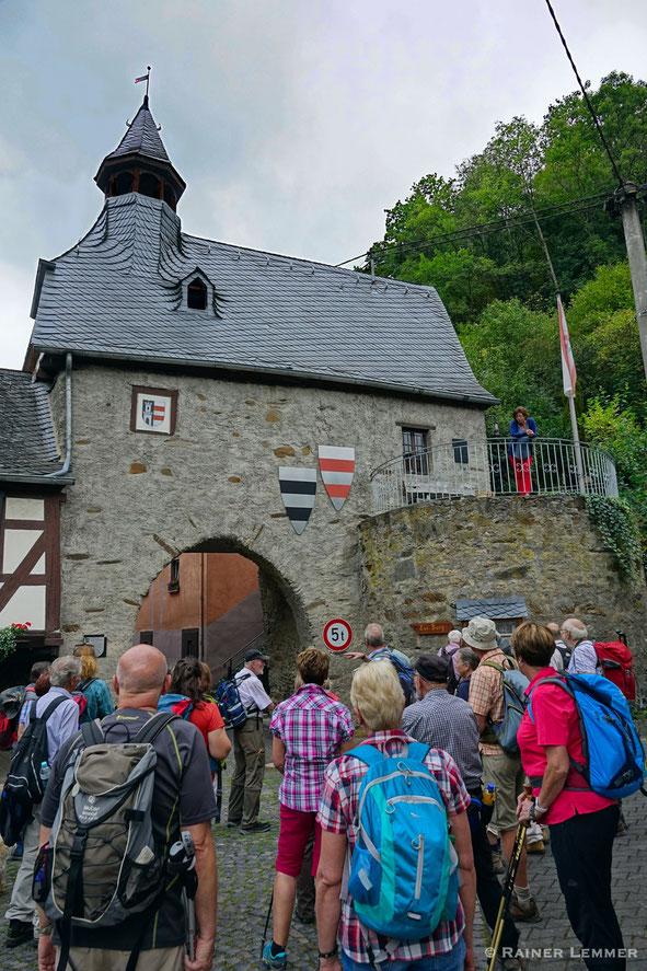 """4. Tag der """"2 x 2 Wandertage"""" des Westerwald-Verein in Isenburg"""