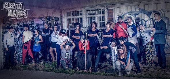 """Deca teatro presenta: """"Cleptómanos"""" una comedia musical funky"""
