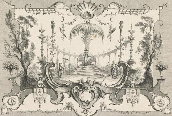 Watteau, empereur. Hélène Belevitch-Stankevitch : Le goût chinois en France au temps de Louis XIV. — Jouve et Cie, Paris, 1910.