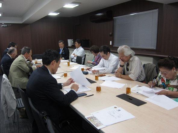 2012.09.07 伊藤ビル7階会議室