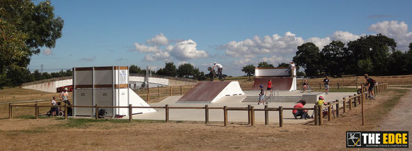 THE EDGE Skatepark Design & Construction - Skatepark de Pleurtuit