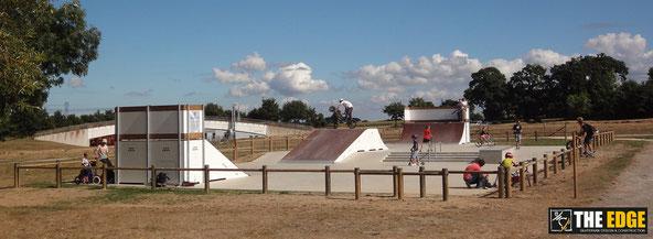 THE EDGE Skatepark Design & Construction - Skatepark de Pleurtuit