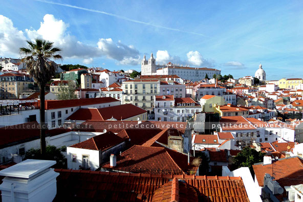 Alfama - Lisbonne www.petitedecouverte.fr