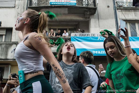 Foto Lucía Barrera Oro - ANCCOM
