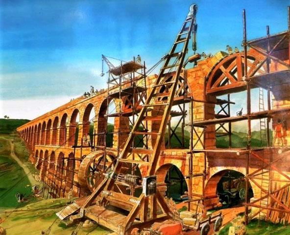 Римский акведук в Таррагоне