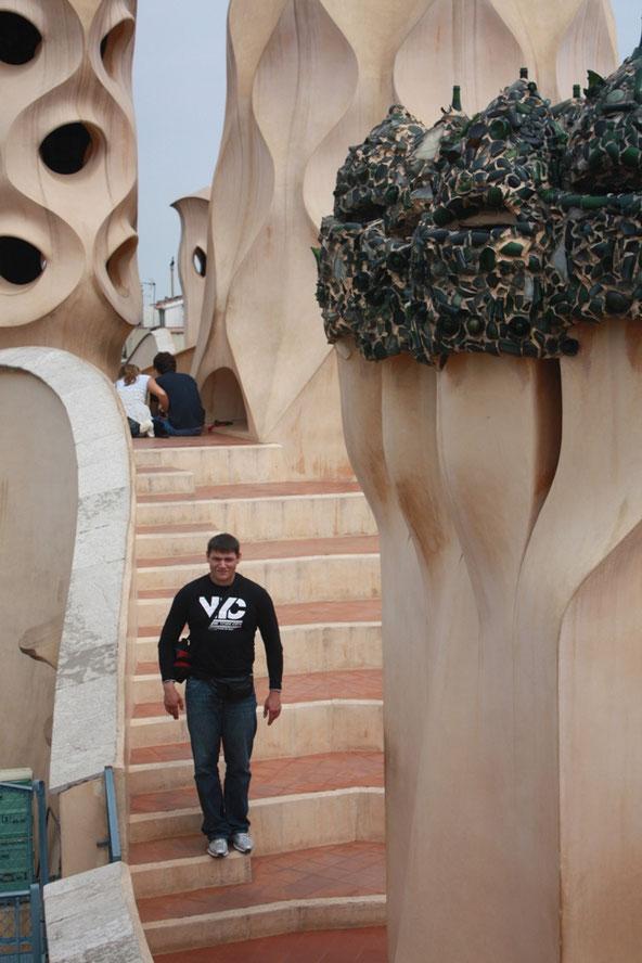 Дом Мила - лучшие места для Инстаграм в Барселоне
