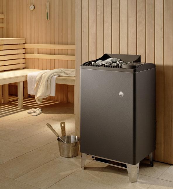 Saunaöfen - Dampfgenuss