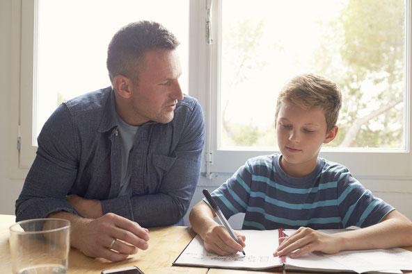parent aide aux devoirs