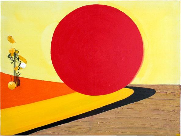 Bild mit Wüstensand, free art eu