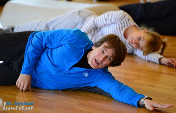 Ausbildung Dr. Gottlob Institut zum Master Fitnesstrainer