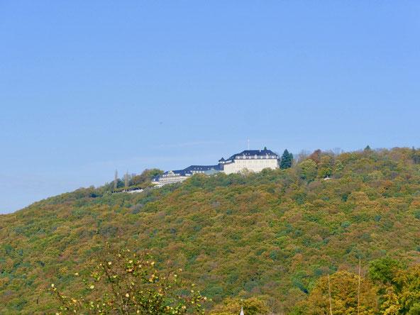 Petersberg Hotel Siebengebirge Sehenswürdigkeit