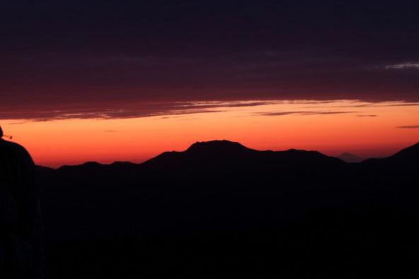 武利岳の朝