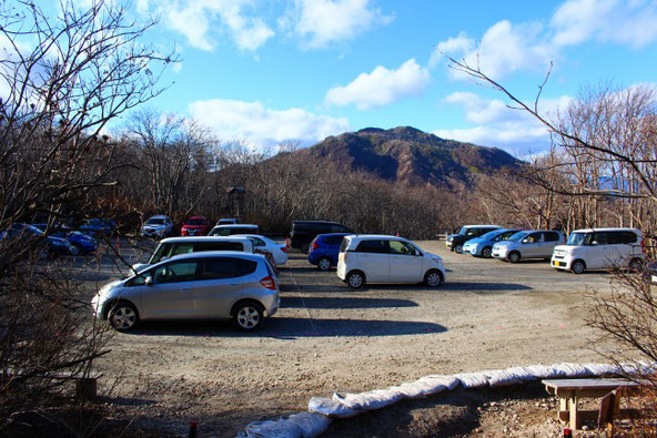 樽前山7合目駐車場