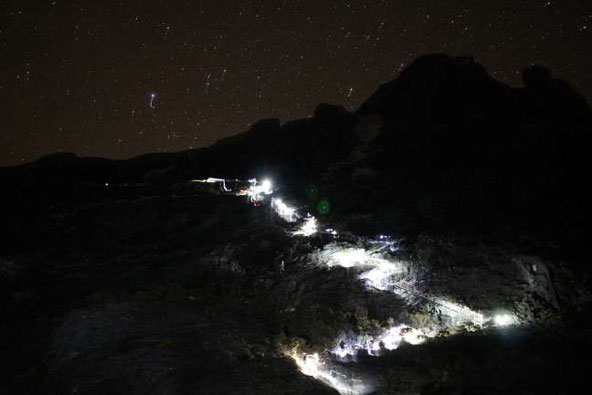 キナバル山