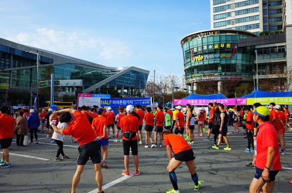 釜山海マラソン2019