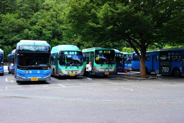 アプサンパークバス停