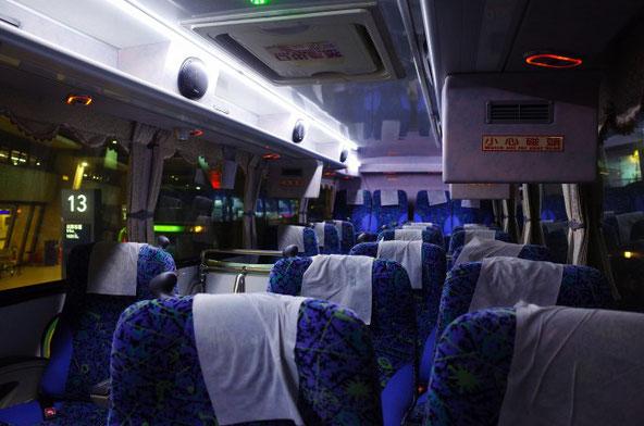 台湾桃園空港 1661 バス 宜蘭