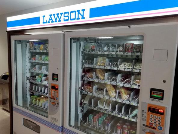 ローソン自販機