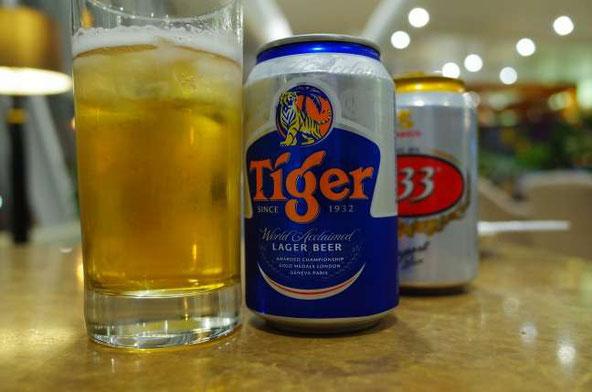 333TIGERビール