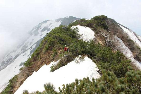 イドンナップ岳