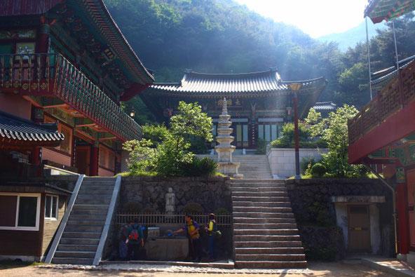 カッパウェイの寺院