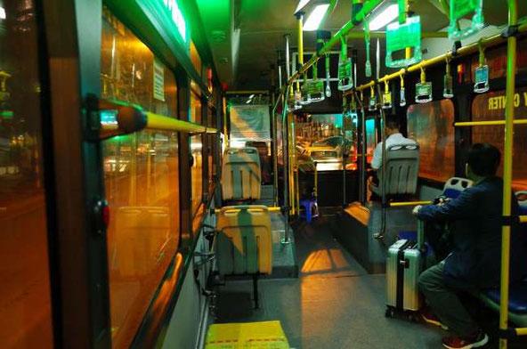 ハノイ86番空港バス
