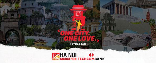 TECH COM BANK HANOI MARATHON
