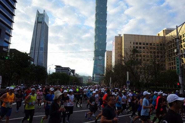台北マラソン2019