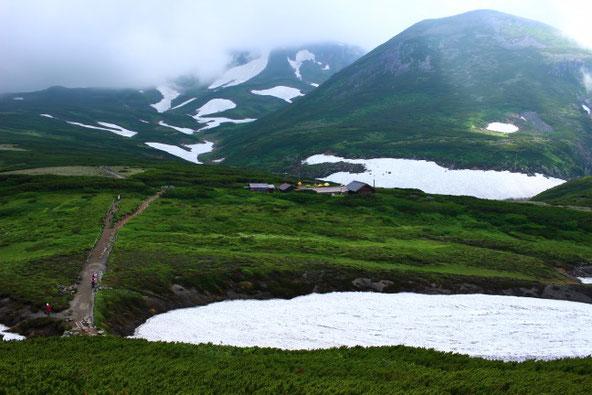 表大雪黒岳