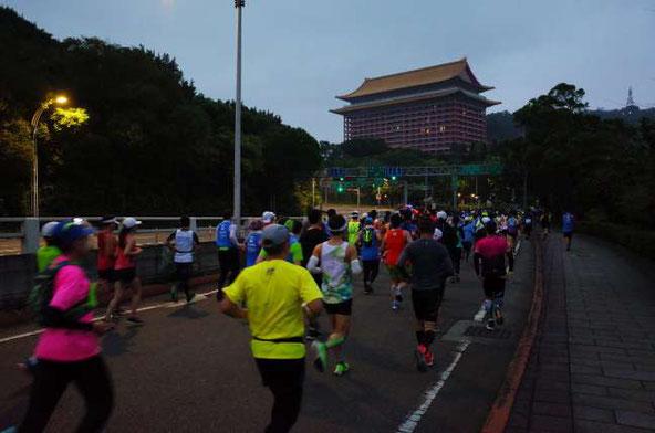 スタンダードチャータード台北マラソン2020