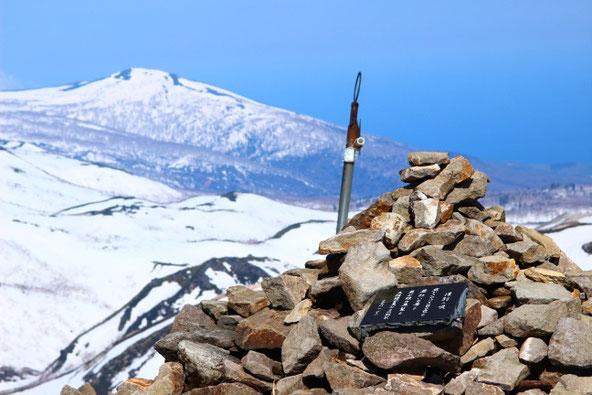 アンヌプリ山頂
